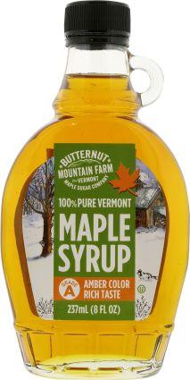 Butterbut Mountain Farm 8oz Maple Syrup