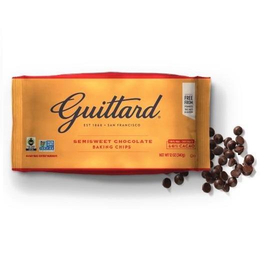 Guittard Semi Sweet Baking Chips